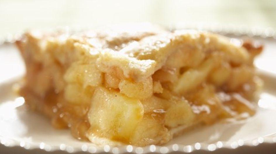 Torta di mele, la preferita di Nonna Papera
