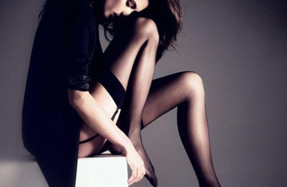 Autoreggenti: le calze simbolo di femminilità