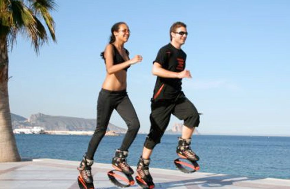 Kangoo Dance: dagli Usa lo sport in cui si salta