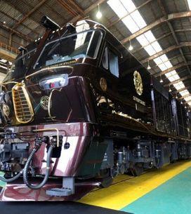Il viaggio di lusso ora è in treno