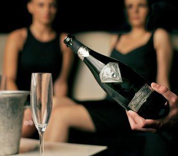 A Capodanno champagne di lusso