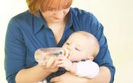 L'allattamento artificiale