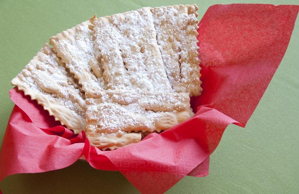 Chiacchiere: il dolce tipico di Carnevale
