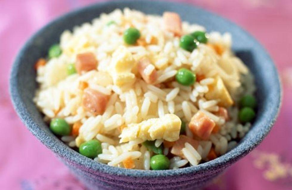 Riso alla cantonese, un grande classico della cucina cinese
