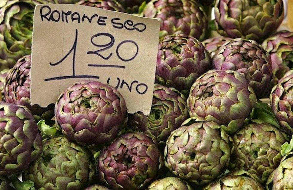 Carciofi alla romana: la ricetta tradizionale