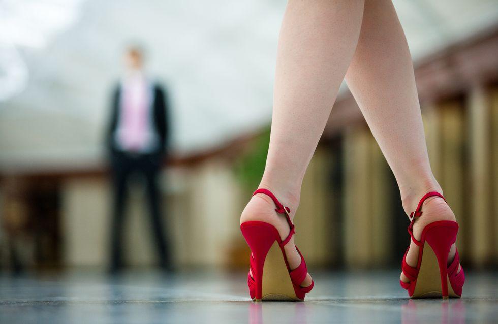 1 vrouw op 5 wordt meer opgewonden van schoenen dan van haar partner