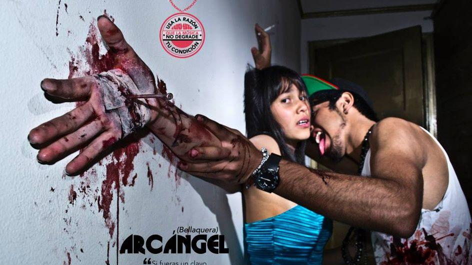 Una fotógrafa colombiana promueve una campaña contra la denigración de la mujer en el reggaetón