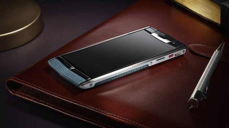 6mila euro per lo smartphone Bentley-Vertu