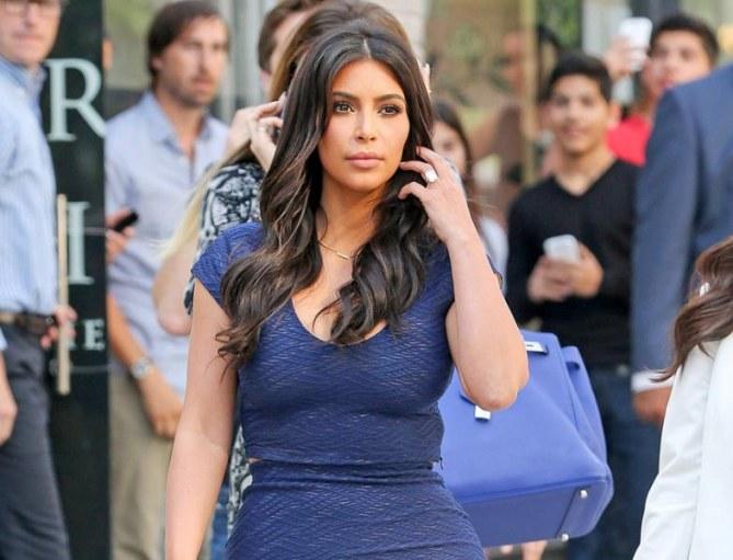 Selfie-Queen Kim Kardashian