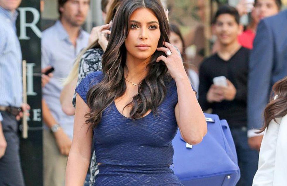 Kim Kardashian hat einen Selfie-Experten