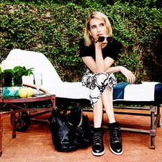 Emma Roberts : Un journal de bord fashion pour Jimmy Choo