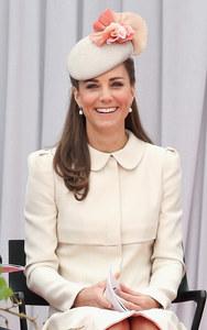 Kate Middleton à Liège le 4 août 2014
