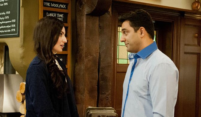Will Diane get through to Andy?