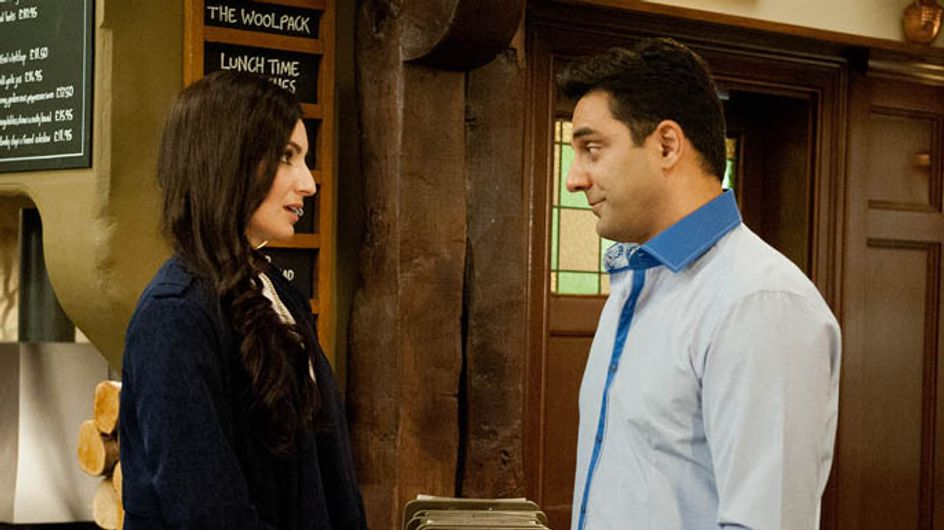 Emmerdale 12/08 – Will Diane get through to Andy?