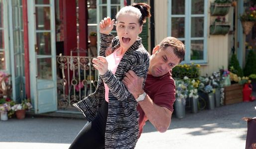 There's a near miss for Tony and Sinead