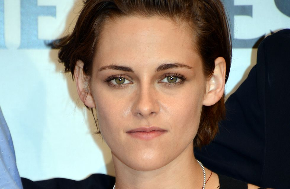 Kristen Stewart a (encore) changé sa couleur de cheveux
