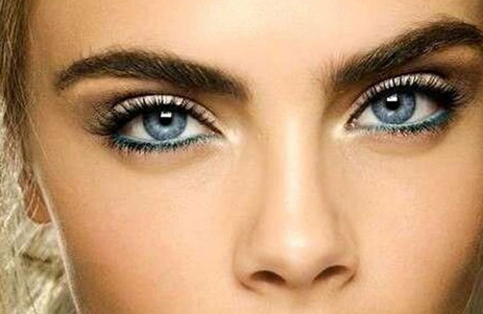 How To Make Your Eyes Pop: Step By Step