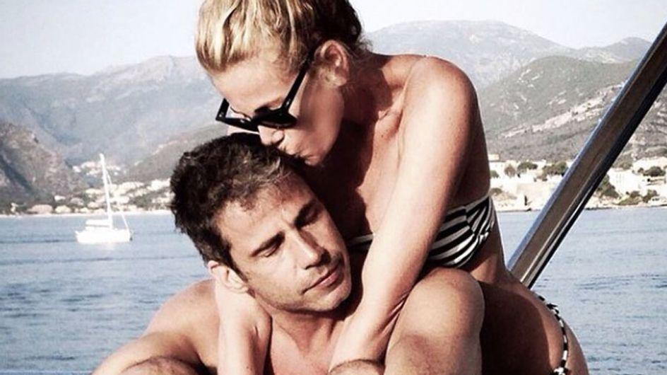 Alessia Marcuzzi, amore a gonfie vele con il suo Paolo. Le romantiche immagini della coppia al mare!