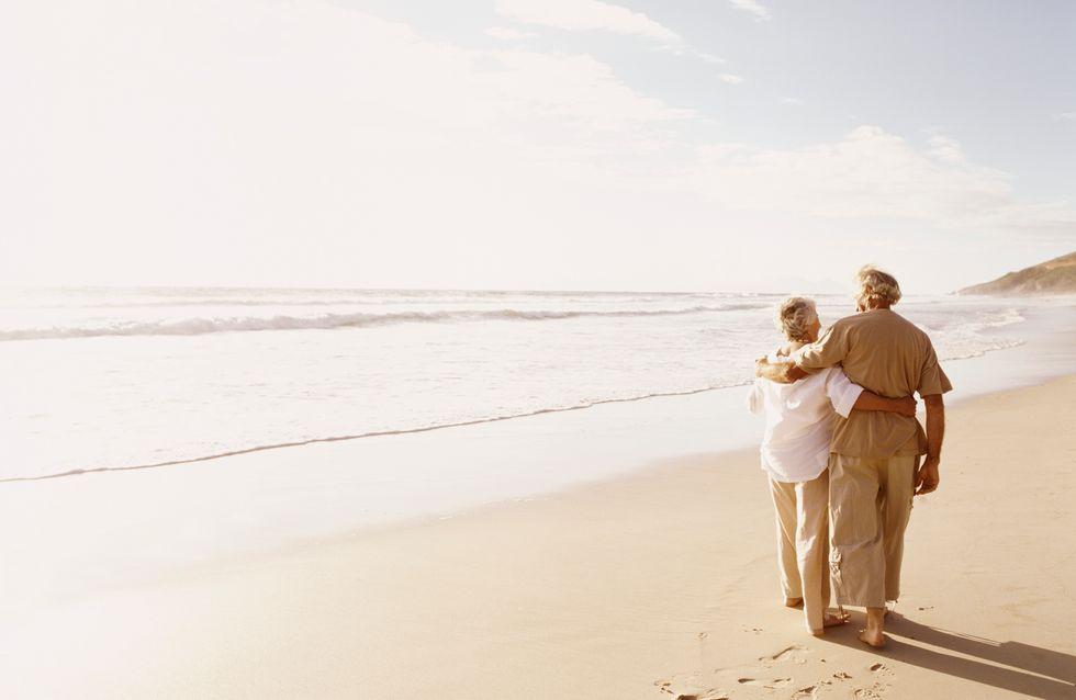 Mariés depuis 62 ans, ils sont restés main dans la main jusqu'à leur dernier souffle