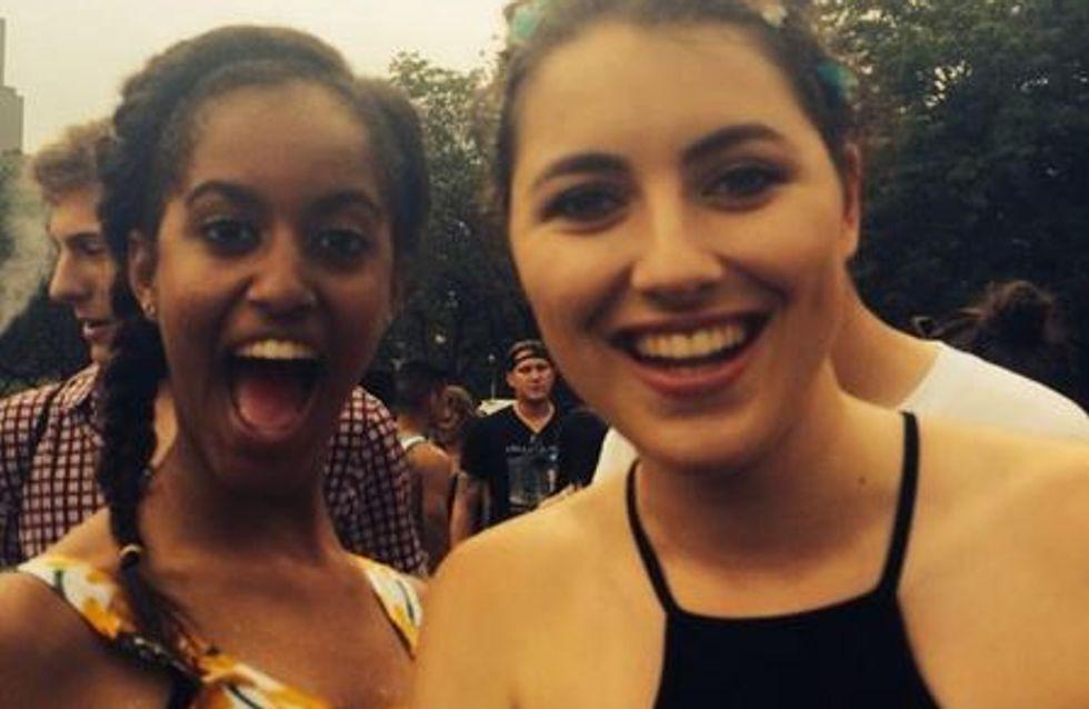 Malia Obama : La fille du président s'éclate au festival Lollapalooza !