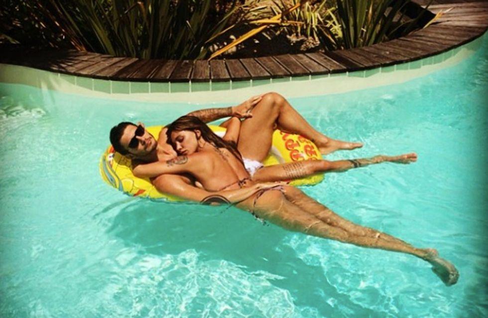 Belén e Stefano, innamorati in Salento. Le più belle foto della coppia in vacanza