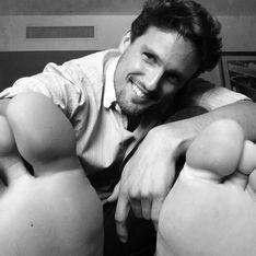 Zeigt her eure Füßchen ... und tut Gutes damit! Diese Barfuß-Selfies helfen armen Kindern