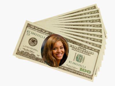 Beyoncé Dollars