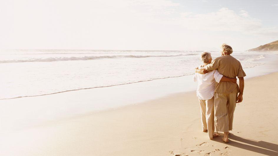 Amor verdadero: una pareja casada desde hace 62 años toma su último aliento cogidos de la mano