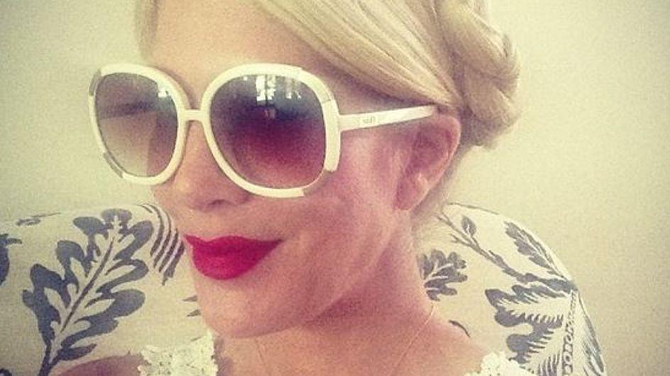 Tori Spelling : Une nouvelle coupe pour l'été (Photo)