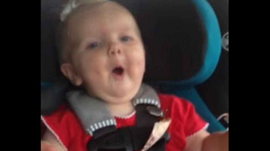 El vídeo de la fan más joven de Katy Perry: ¡un tierno bebé enloquece al oír su música!