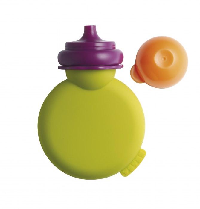 Babypot: om een fruitpapje in mee te geven