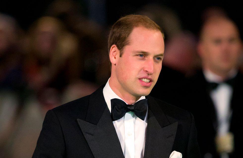 Le prince William n'est plus au chômage