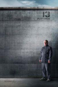 Plutarch Heavensbee (Philip Seymour Hoffman)