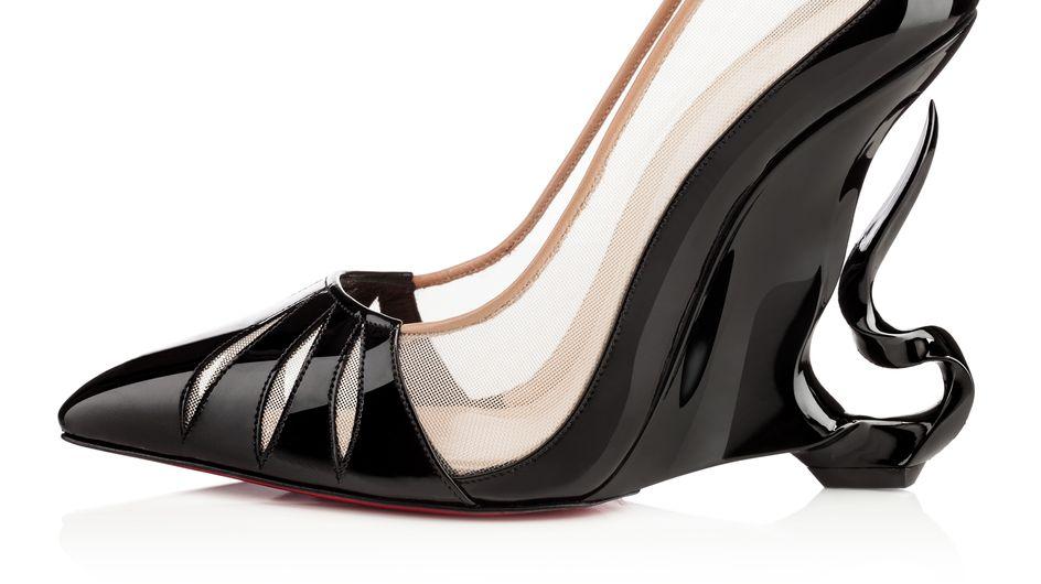 Arrivano le scarpe ispirate a Maleficent: chi le ha realizzate? Scoprilo qui!