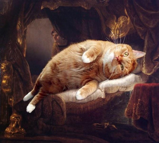 Relaxen in barocker Kulisse