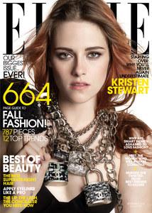 Kristen Stewart en couverture de Elle