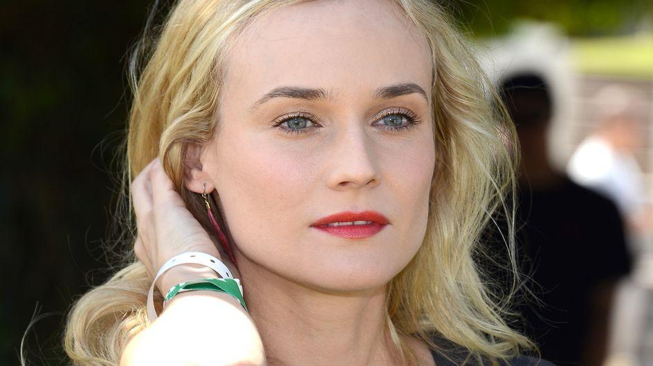 """Diane Kruger : """"Je veux élever mes enfants en France"""""""