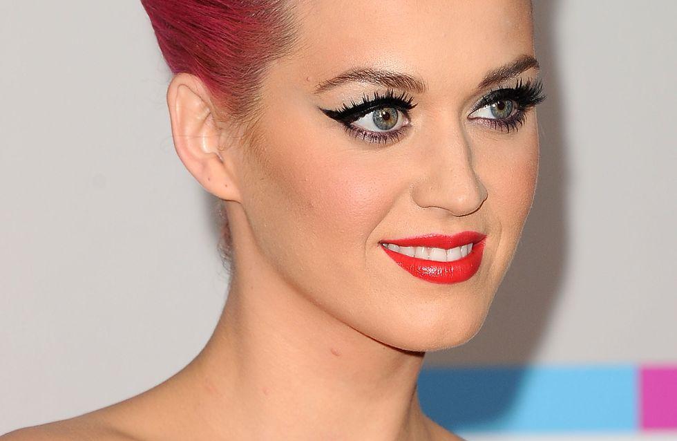 Katy Perry : La solution miracle pour faire taire vos enfants !