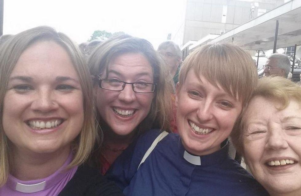 Les femmes prêtres bientôt évêques au Royaume-Uni ?