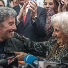 Argentine : Estela Carlotto retrouve son petit-fils après 36 ans de séparation