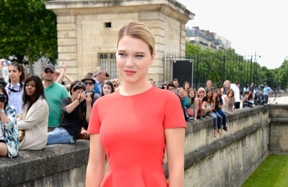 Léa Seydoux : Nouvelle James Bond Girl ?