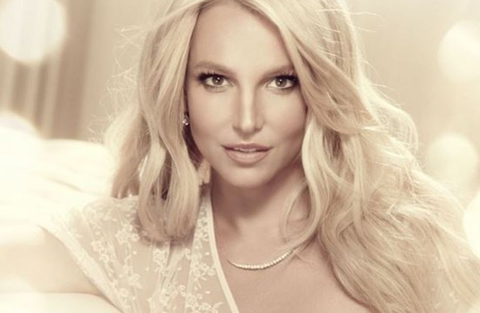 Britney Spears : Sexy en lingerie (Photos)