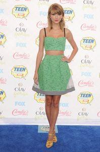 Taylor Swift aux Teen Choice Awards 2014