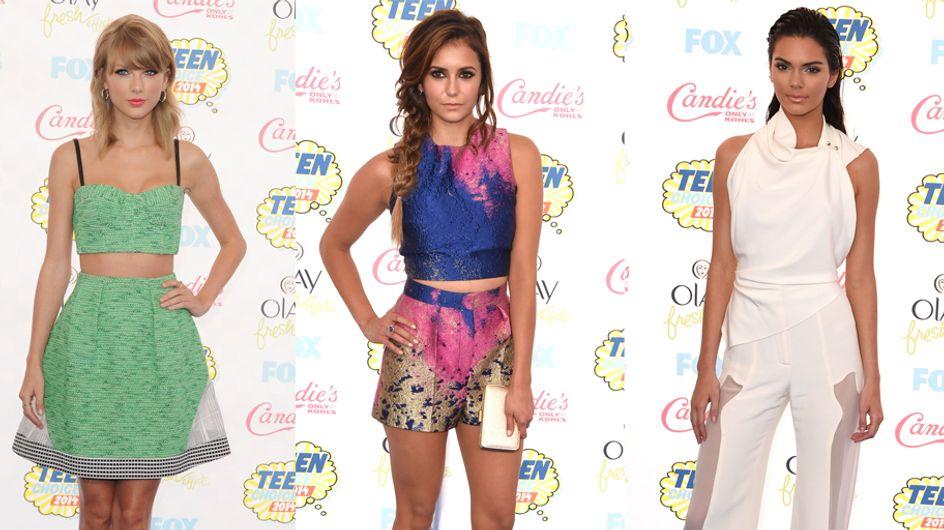 Teen Choice Awards 2014: los mejores y los peores looks