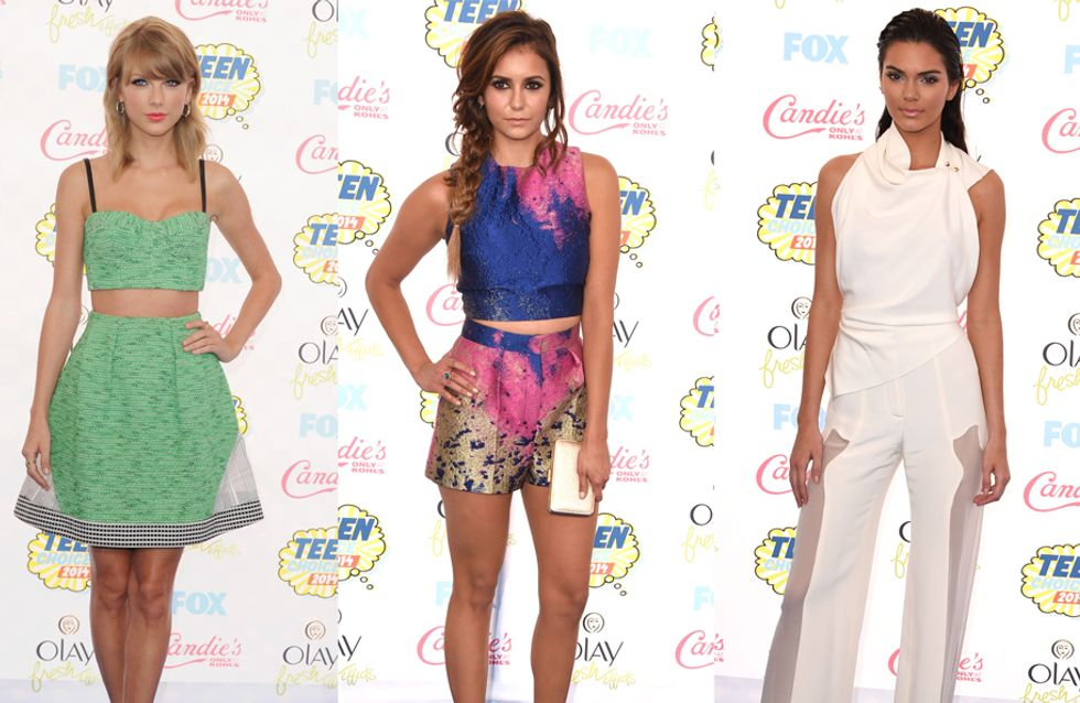 Teen Choice Awards 2014 : The Best & Worst Dressed