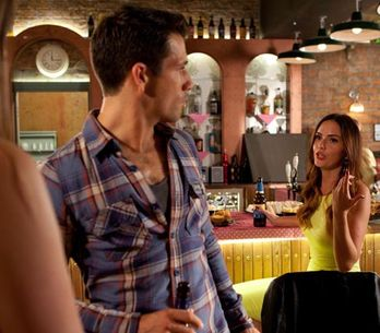 Hollyoaks 21/08 – Sienna's desperate to keep Dodger to herself