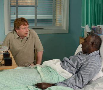 Eastenders 18/08 – Denise's optimism about Patrick worries Ian