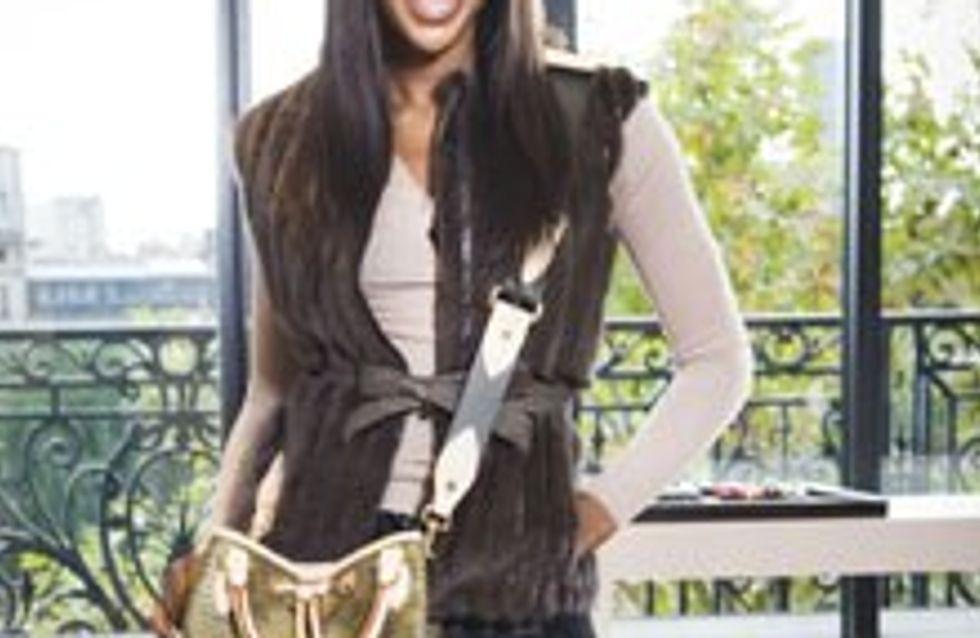 Botschafterin Naomi Campbell: Louis Vuitton-Handtasche für den guten Zweck