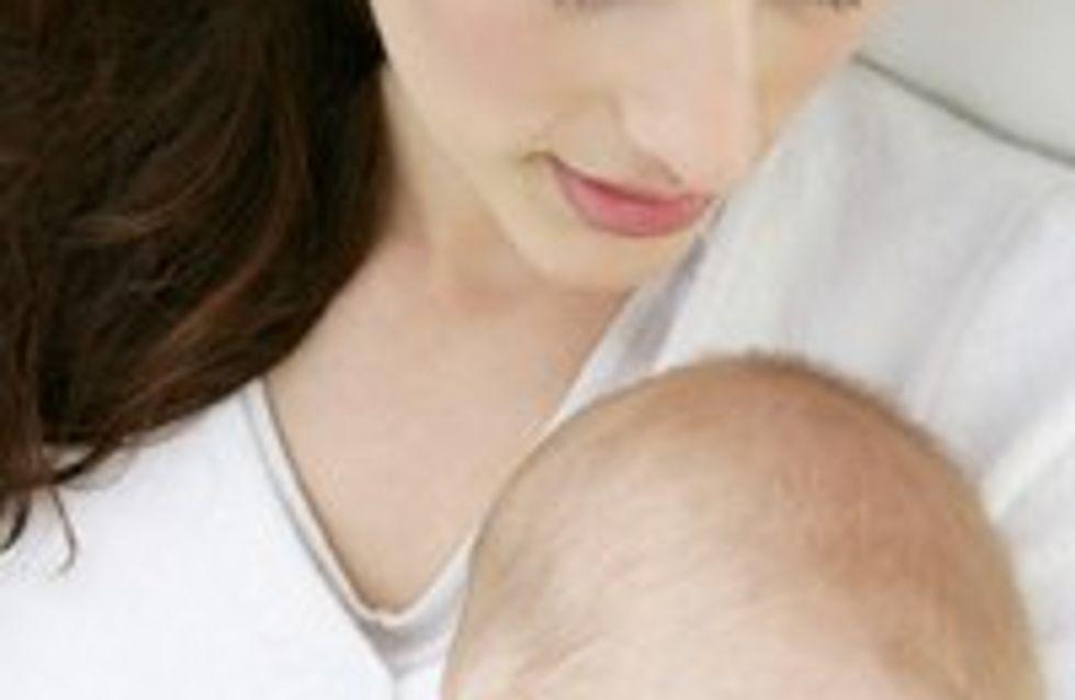 Mutter werden: Jetzt beginnen zwei neue Leben