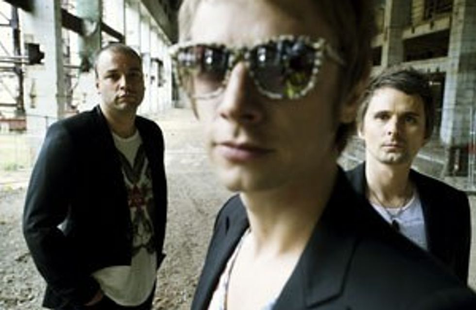 Muse: Neues Album - The Resistance